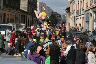 Défilé du Karnaval Humanitaire