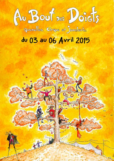 Affiche ABdD 2015